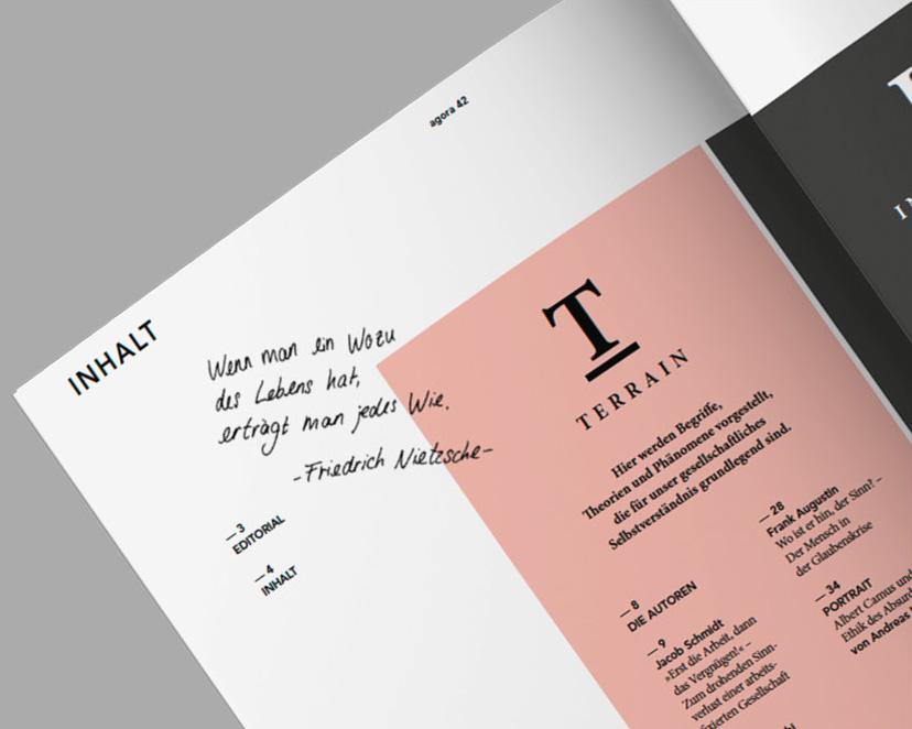4DMBO-Studio-für-Gestaltung-Pforzheim-agora42-Philosophisch-magazine-design-editorial