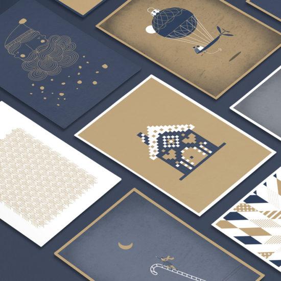 7DMBO-Studio-für-Gestaltung-frohe-Weihnachten-postkarten-Weihnachtspost
