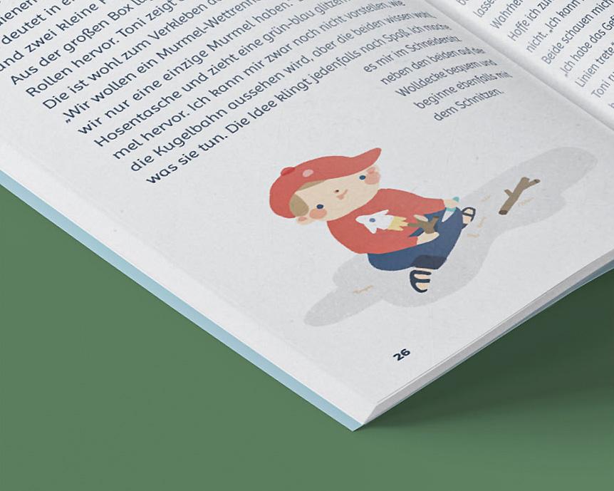 9DMBO-Studio-für-Gestaltung-Pforzheim-agora42-Erbsengrün-Illustration-Kinder-Buch-Illustratives